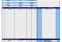 Mechanic Shop Invoice  Scope Of Work Template …  Mechanic  Mecha… intended for Garage Repair Invoice Template