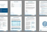 Microsoft Word Proposal Template Beautiful Free Zrom Of with regard to Free Business Proposal Template Ms Word