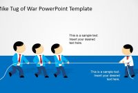 Mike Tug Of War Powerpoint Template  Slidemodel pertaining to Powerpoint Templates War