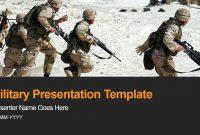 Military Powerpoint Template  Slidemodel regarding World War 2 Powerpoint Template