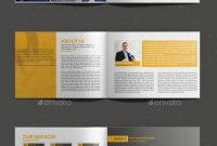 Minimal Engineering Brochure  Brochure Templates  Brochure regarding Engineering Brochure Templates