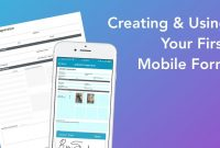 Mobile Forms Basics Video Tutorials – Goformz in Mobile Device Acceptable Use Policy Template