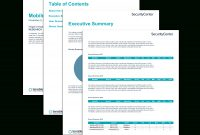 Mobile Summary Report  Sc Report Template  Tenable® within Mobile Book Report Template