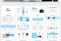 Modern Business Plan Powerpoint Template Editable Power Point  Etsy regarding Etsy Business Plan Template