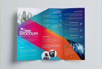 Modern Tri Fold Brochure Design Ispiratore Adobe Template Free within Adobe Illustrator Tri Fold Brochure Template