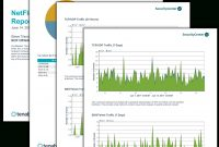 Netflow Monitor Report  Sc Report Template  Tenable® pertaining to Network Analysis Report Template