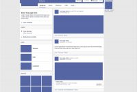 New  Free Facebook Business Page Template  Digitalcorner regarding Facebook Business Templates Free