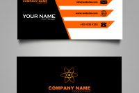 New Pictures Of Business Card Template Powerpoint Free Download inside Business Card Template Powerpoint Free