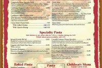 New S Diner Menu Templates Free Download  Best Of Template within 50S Diner Menu Template