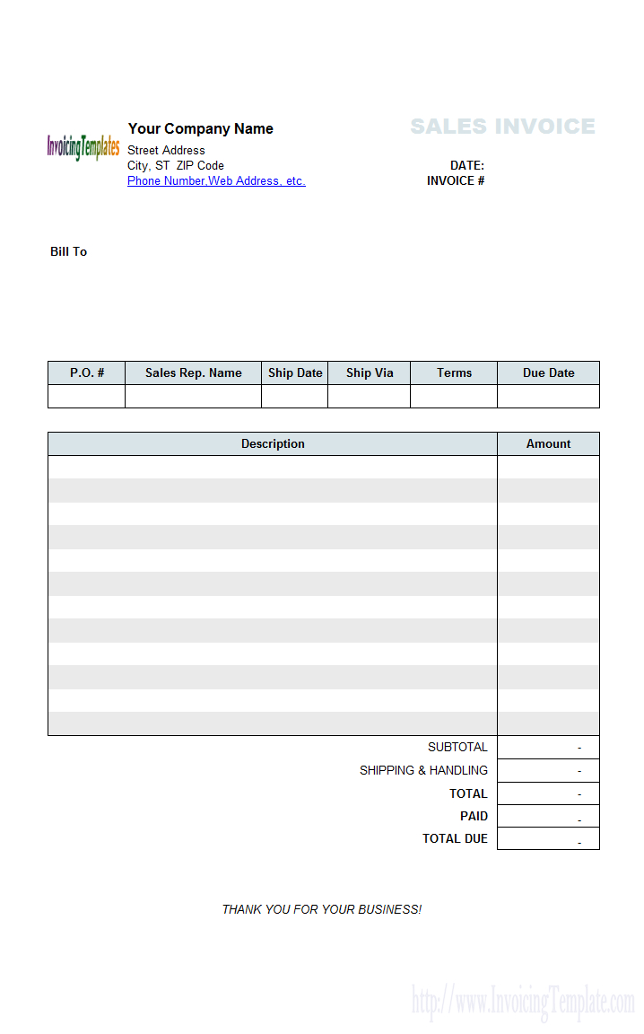 New Zealand Tax Invoice Template Within New Zealand Invoice Template