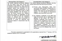 Noc Requirement Is Back – Mandatory Formality Of Noc From The State throughout Noc Report Template