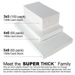 3X5 Blank Index Card Template