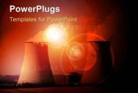 Nuclear Powerpoint Templates W Nuclearthemed Backgrounds throughout Nuclear Powerpoint Template