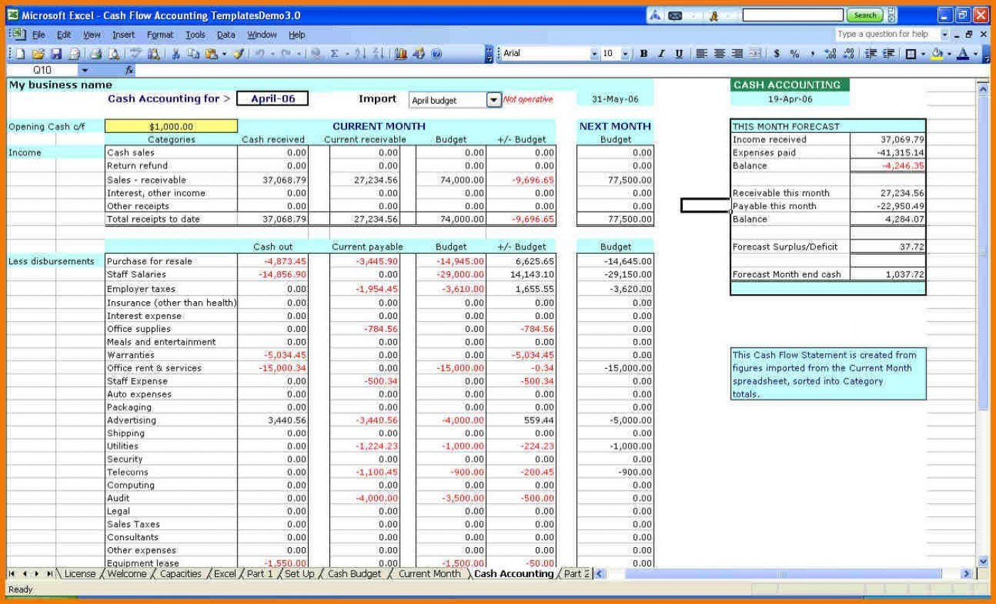 Of Excel Templates For Small Business Accounting Guiaubuntupt Org Within Excel Templates For Small Business Accounting