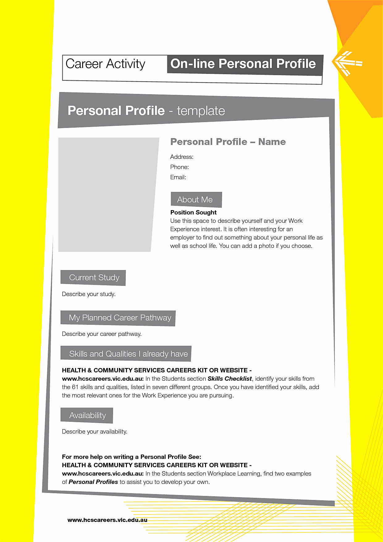 Of Free Business Profile Template Word – Guiaubuntupt Inside Personal Business Profile Template