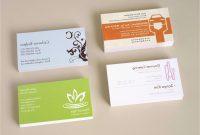 Office Depot Business Cards Template  Caquetapositivo in Office Depot Business Card Template