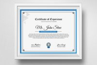 Office Word Certificate Template  Vsual Inside Office Certificate Template