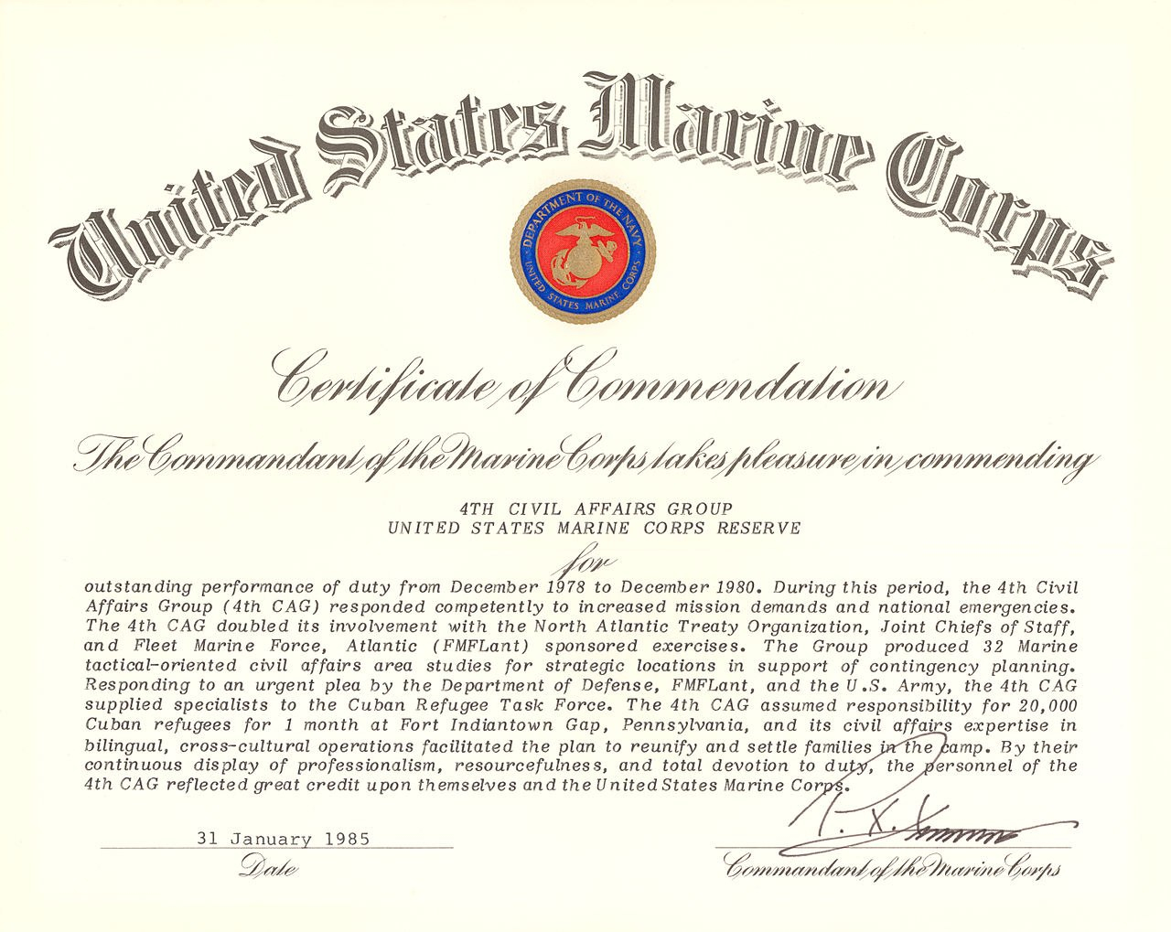 Officer Promotion Certificate Template  Mandegar With Officer Promotion Certificate Template