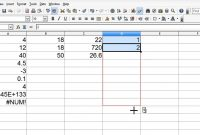 Openoffice Calc  Tutorial   Formulas And Calculations  Make A regarding Open Office Index Card Template