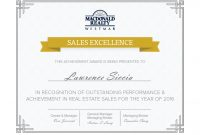 Outstanding Performance Certificate Template  Mandegar throughout Best Performance Certificate Template