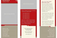 Page Brochure Template Microsoft Word Panel The Best Templates intended for 4 Fold Brochure Template Word