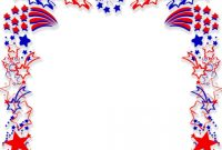 Patriotic Border Backgrounds For Powerpoint  Border And Frame Ppt within Patriotic Powerpoint Template
