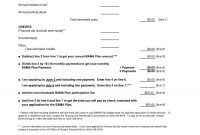 Payment Plan Agreement Letteremplate Lovely Sample Bank Loan for Financial Payment Plan Agreement Template