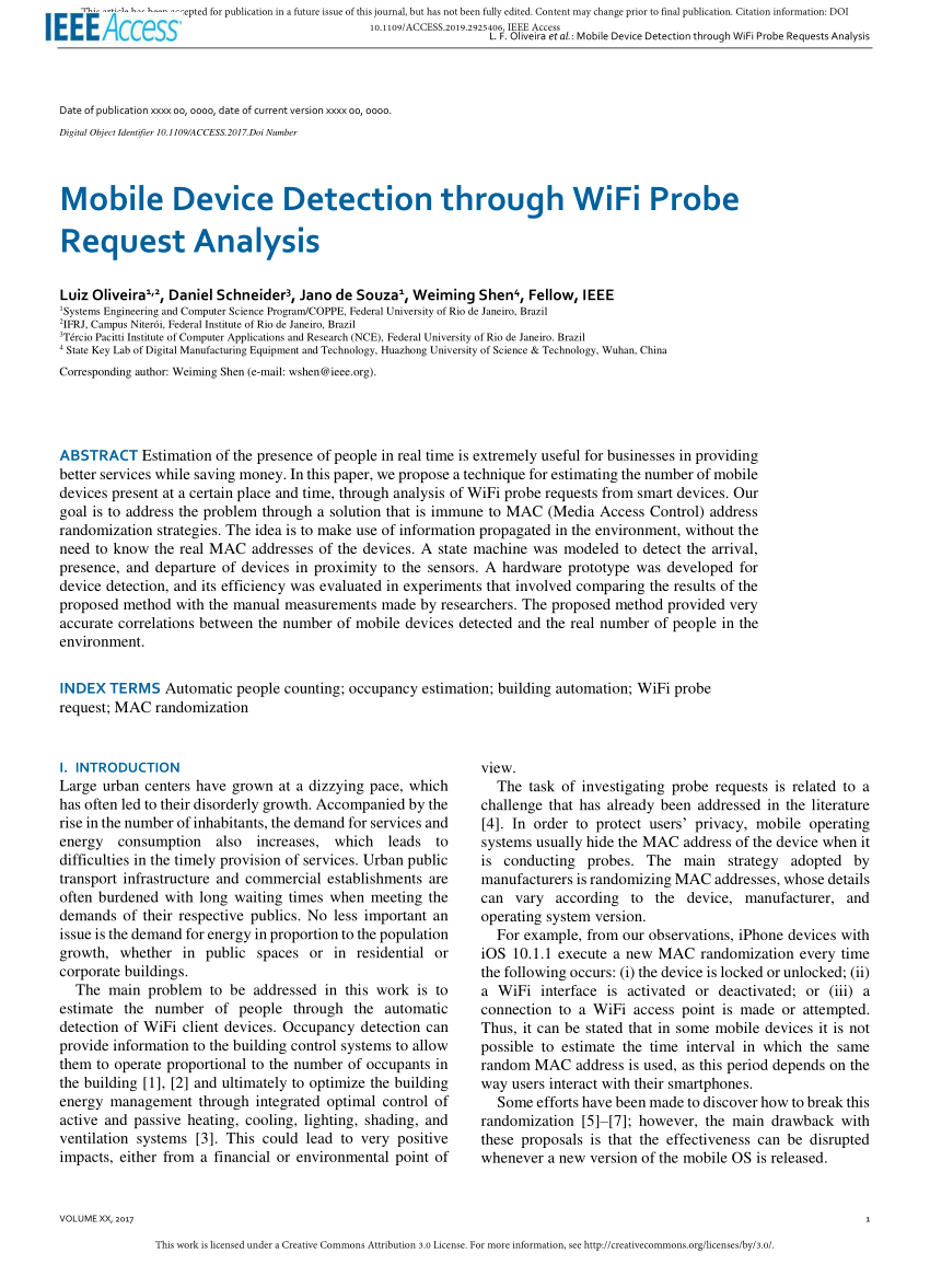 Pdf Characterizing Privacy Leakage Of Public Wifi Networks For Within Public Wifi Acceptable Use Policy Template