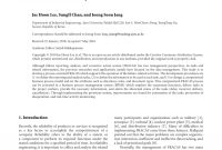 Pdf Processoriented Development Of Failure Reporting Analysis inside Fracas Report Template
