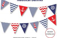 Pennant Clipart Nautical   Transparent Clip Arts And Pictures in Nautical Banner Template