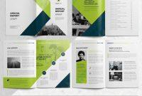 Photo Realistic Corporate Brochure Template Designs  Afa throughout Good Brochure Templates