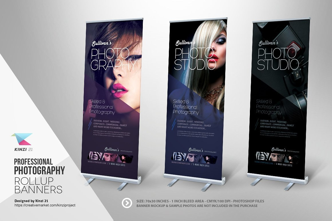 Photography Banner Designs  Psd Ai Eps Vector  Design For Photography Banner Template