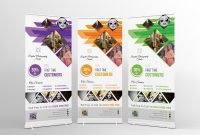 Photography Roll Up Banner Templatefaysal Ahmed Habib  Dribbble in Photography Banner Template