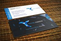 Photoshop Business Card Template Free With Bleed Cs Download Blank within Business Card Template Photoshop Cs6