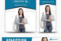 Pinawesome Graphic Design On Web Banners  Ads  Education with College Banner Template