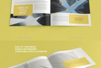 Pinmaria Alena On Brochure Templates  Brochure Template inside Ai Brochure Templates Free Download