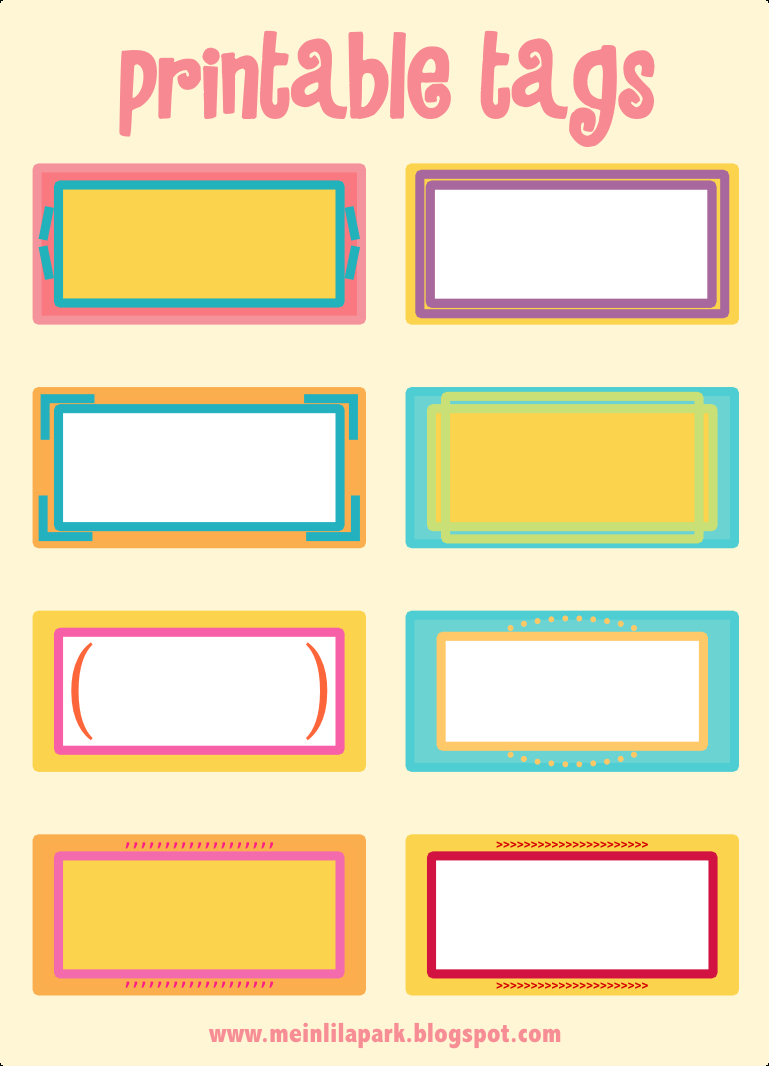 Pinsara Rushing On Classroom  Free Printable Tags Label Throughout Free Name Label Templates
