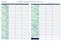 Plan Templates Business Budget Spreadsheet Template Monthly regarding Business Plan Spreadsheet Template Excel