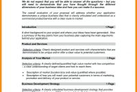 Plan Templates Business Proposal Template Product And Services with regard to Business Analysis Proposal Template