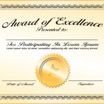 Png Certificates Award Transparent Certificates Award Images regarding Certificate Templates
