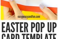 Pop Up Easter Card Template Ks – Hd Easter Images in Easter Card Template Ks2