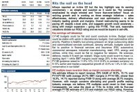 Powerful Golden Rules To Write Equity Research Report regarding Stock Analyst Report Template