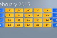 Powerpoint Calendar The Perfect Start For   Presentationload Blog intended for Powerpoint Calendar Template 2015