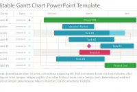 Powerpoint Template Project Plan ~ Tinypetition within Project Schedule Template Powerpoint