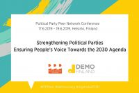Pppeer Conference  Demo Finland throughout Rapporteur Report Template