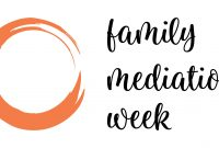Press Release  Family Mediation Week inside Family Mediation Agreement Template