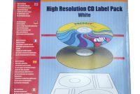 Pressit Cd Label Template Ronyasoft Cd Dvd Label Maker for Pressit Label Template