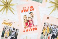 Print Your Own Holiday Cards Free Template Included  A Beautiful throughout Print Your Own Christmas Cards Templates