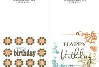 Printable Birthday Cards For Mom  Happy Birthday To You  Free in Mom Birthday Card Template