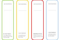 Printable Bookmarks  Printable Bookmarks  Bookmark Template Cute with Free Blank Bookmark Templates To Print